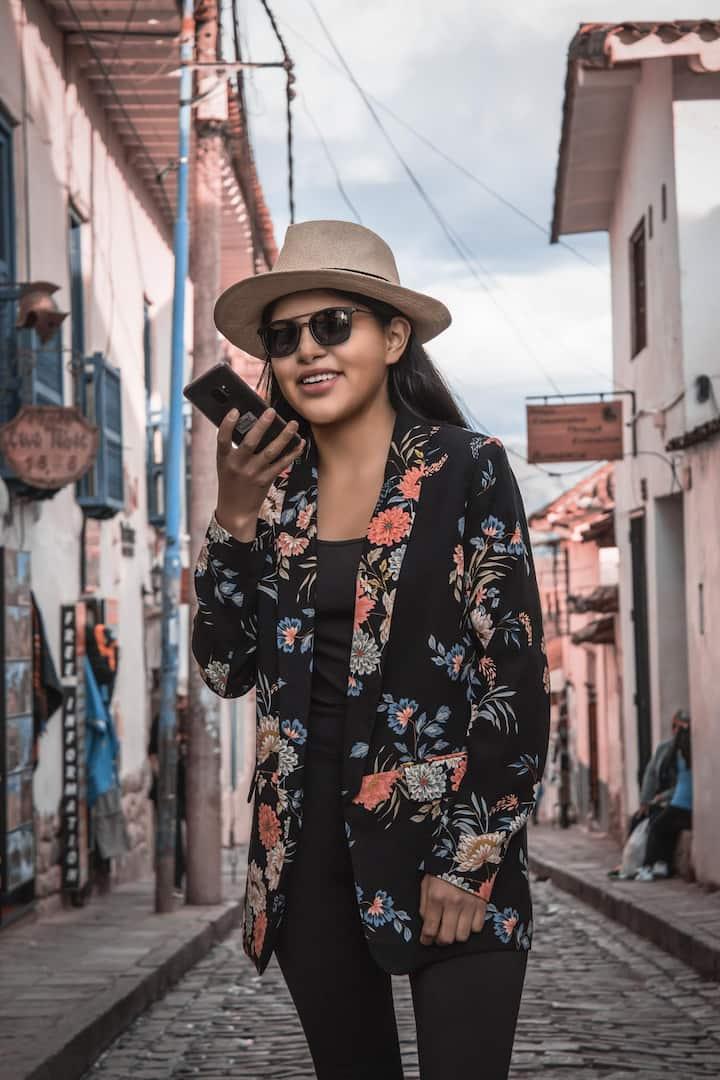 Por las Hermosas Calles de Cusco