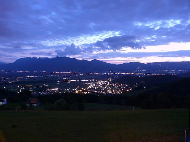 Ferienwohnung Welte, Bauernhaus, EG - Viktorsberg