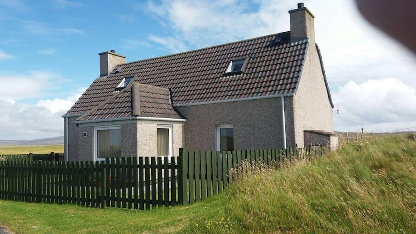 Family Croft House