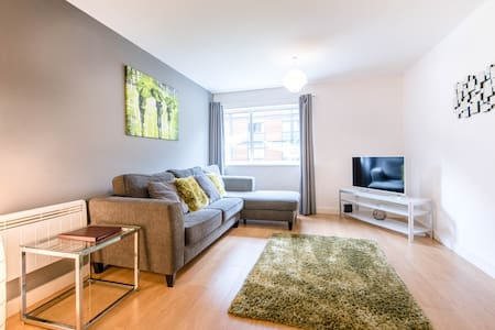 NHS Staff & Key Workers - 2 Bed Apartment 🌟🌟🌟🌟