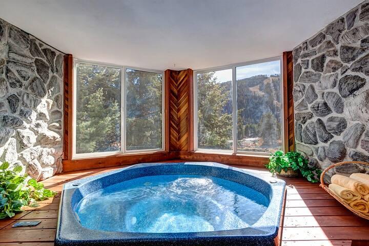 Private Hot Tub, Walk to Slopes in Keystone - Keystone - Apartament