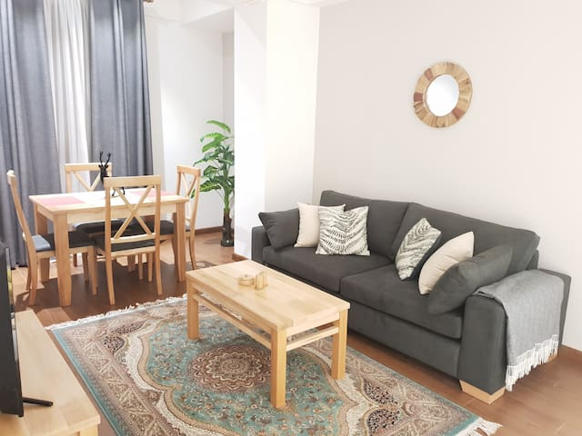 Sweet flat in city Center