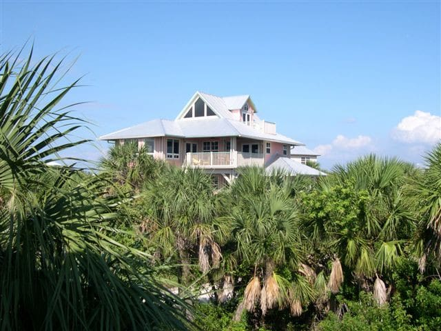 The Coral Reef Beach House on North Captiva Island - Captiva