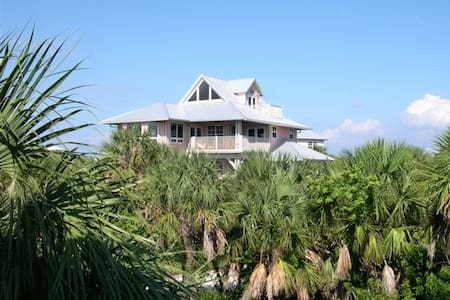 The Coral Reef Beach House on North Captiva Island - Captiva - Hus