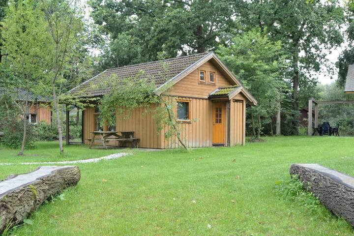 de Kievit authentieke Noorse bungalow