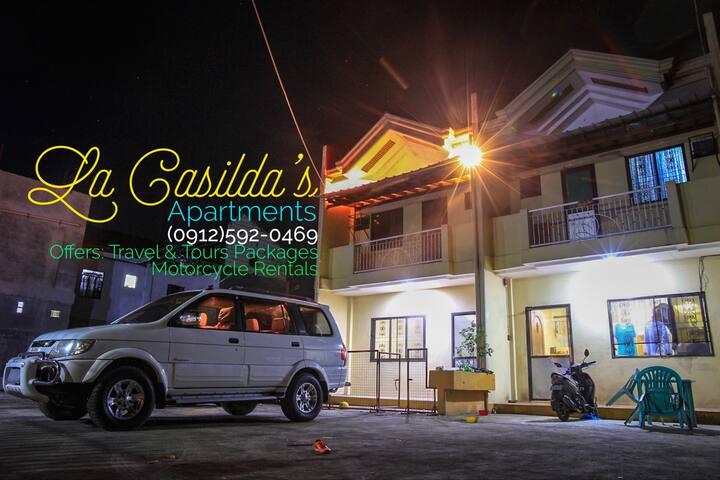 La Casilda's Apartments II