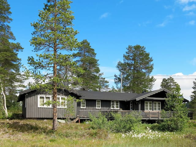 Holiday home in Hovden for 8 persons