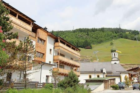 Apartamento de lujo en Gerlos, Tirol con asientos al jardín