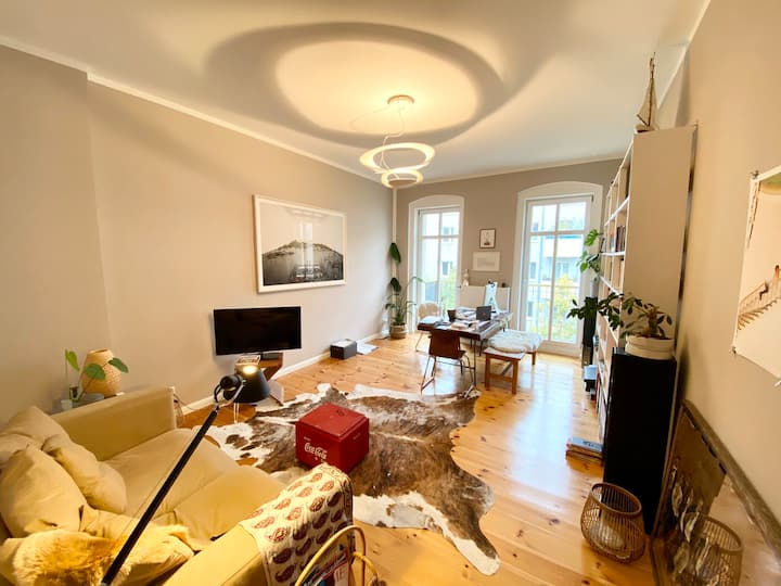 Your apartment in the heart of Berlin