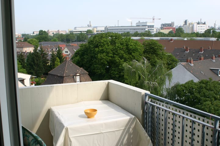 Appartment close to BASF and city - Ludwigshafen am Rhein - Pis