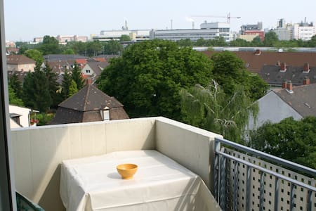 Appartment close to BASF and city - Ludwigshafen am Rhein