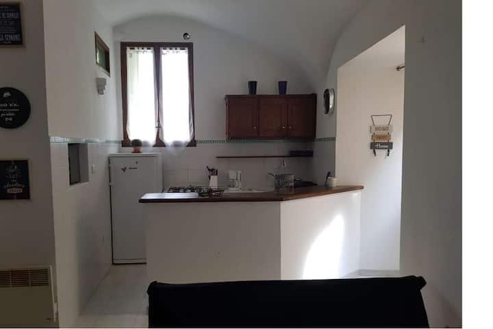Promo 450e / Semaine appartement F3 en haute Corse
