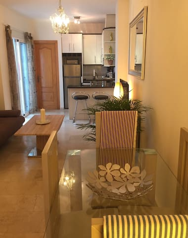 Large one bedroom Old Town/central Torremolinos