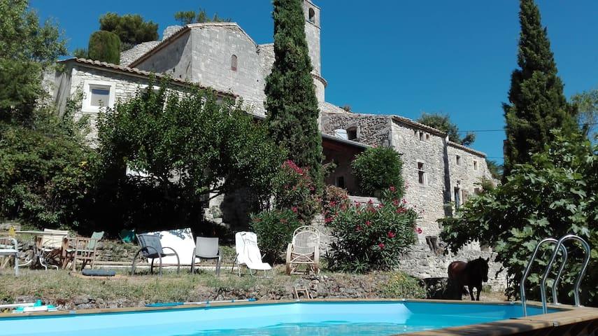 spécial festival de la correspondance de grignan - Montségur-sur-Lauzon - Vakantiewoning