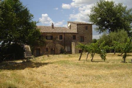 Casa Bandita a rustic country home - Giove - Rumah