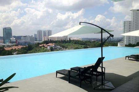 Cozy Studio Neo Damansara, Curve 1U IKEA KidZania - Petaling Jaya