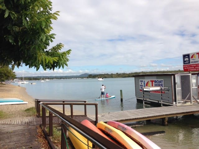 Cosy,close to Noosa Beach,  River - Noosaville - Byt