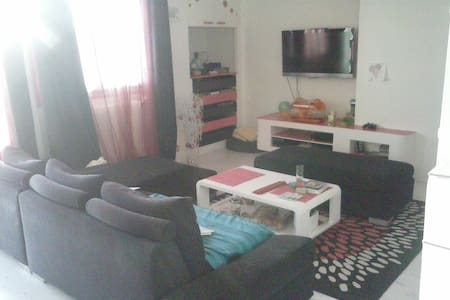 Bed and Breakfast dans appartement de 100M² - Brest