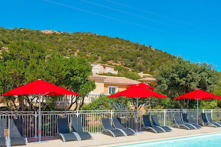 Apartment Résidence Via Mare for 4 persons