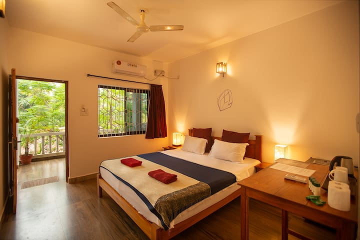 Superior King Room in Palolem