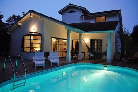 Private Villa with pool and close to beach & golf - Moliets-et-Maa - วิลล่า