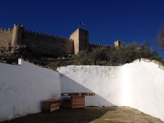 Tu casa en la sierra - Santa Olalla del Cala - Gästhus