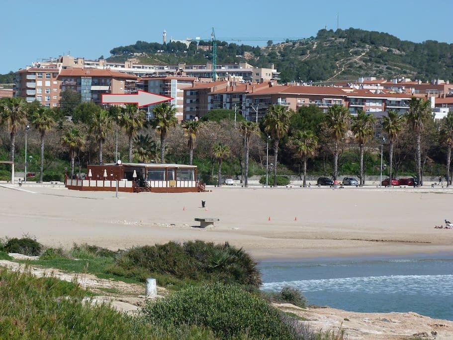 Luxury apartment in tarragona near to the beach flats - Tolder tarragona ...