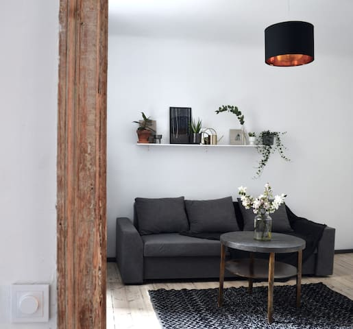 Renovated apartment in top location