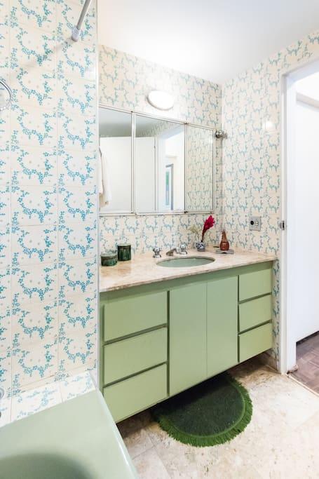 Só Você vai usar este banheiro