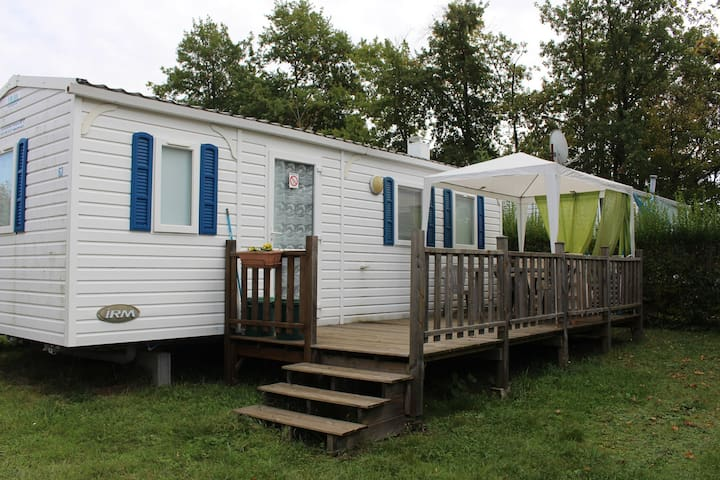 Mobil-Home 2 chambres N° 63