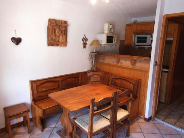 CHAMPAGNY - 5 pers, 27 m2, 2/1