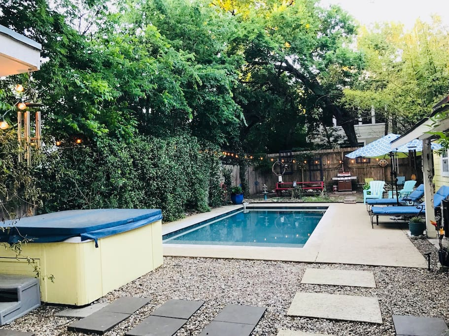 """Amazing spot. Prime location and an unreal backyard"" - Jack, Dec.'17 *****"