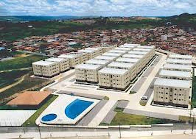 Resid. Club Águas Claras-Vitoria de Santo Antão
