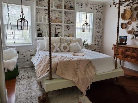 Woodland Retreat:  Dreamcatcher