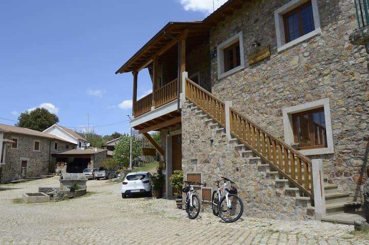 Casa do Serra - 2P, AL Parque Natural Montesinho