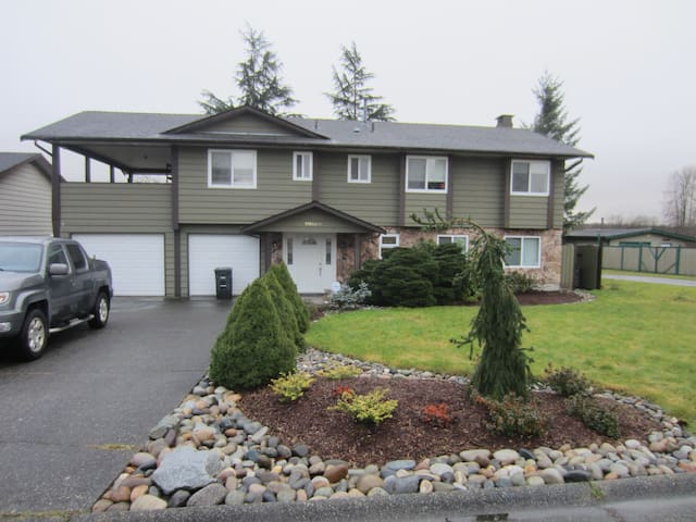 Lovely house in Pitt Meadows! - Pitt Meadows