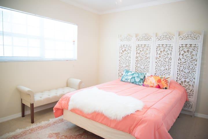 Guest Bedroom Queen Bed