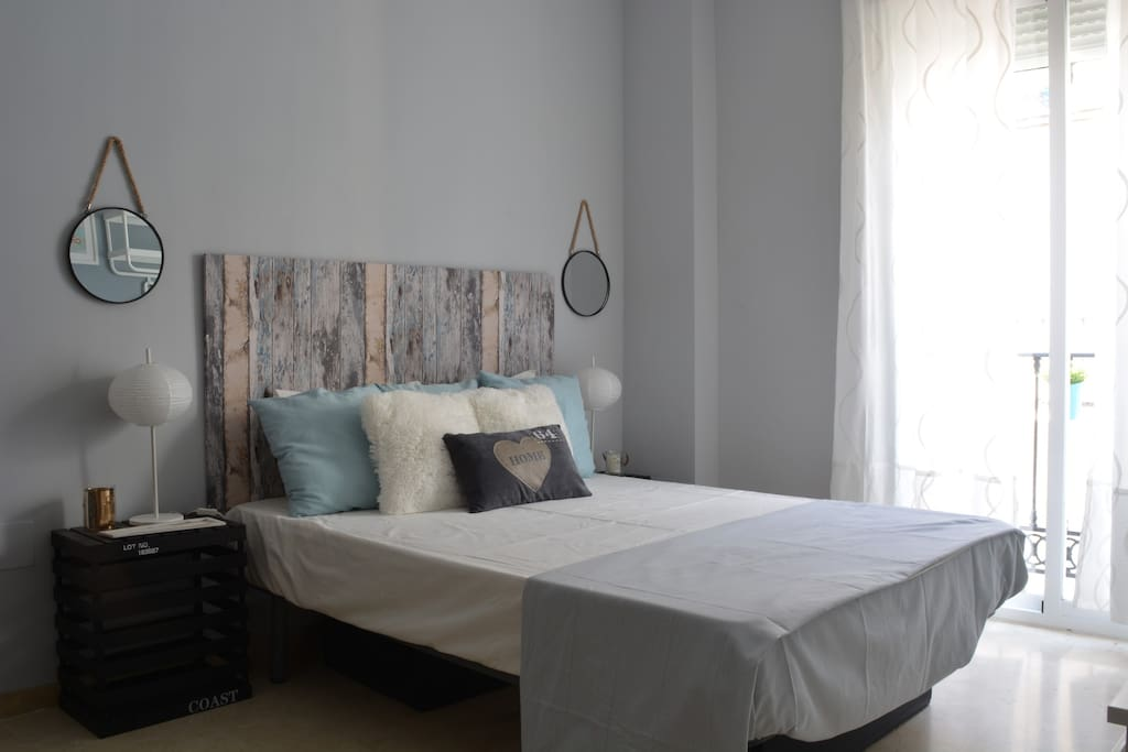 C s apartments m laga center apartments for rent in for Beds 4 u malaga