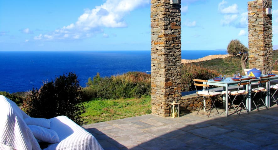 Sunset Sifnos Luxury Villa