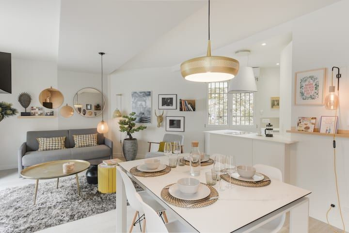 BONZAI- Lovely apartment with parking