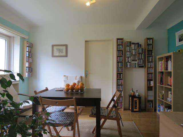 1-bedroom-flat in Belair (Lux-City) - ลักเซมเบิร์ก