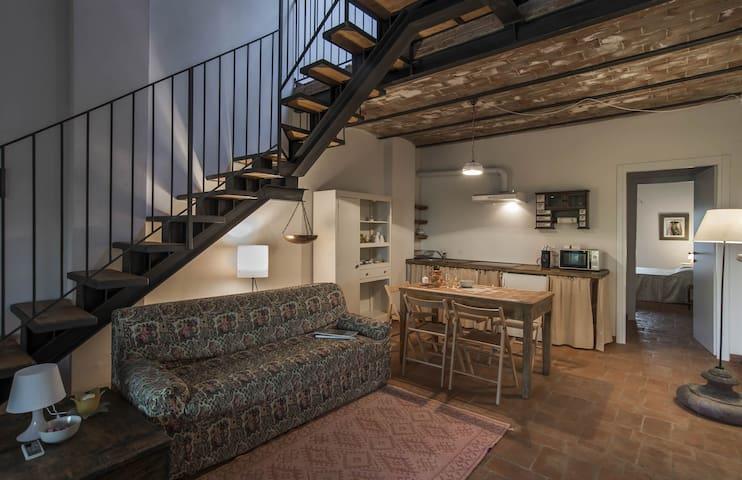 Casa Vacanze le Fornaci App. Catola - Laterina - Apartment