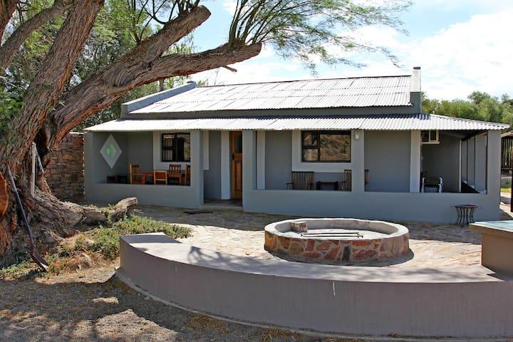 Bloem Zyn Kraal Guesthouse experience the Karoo