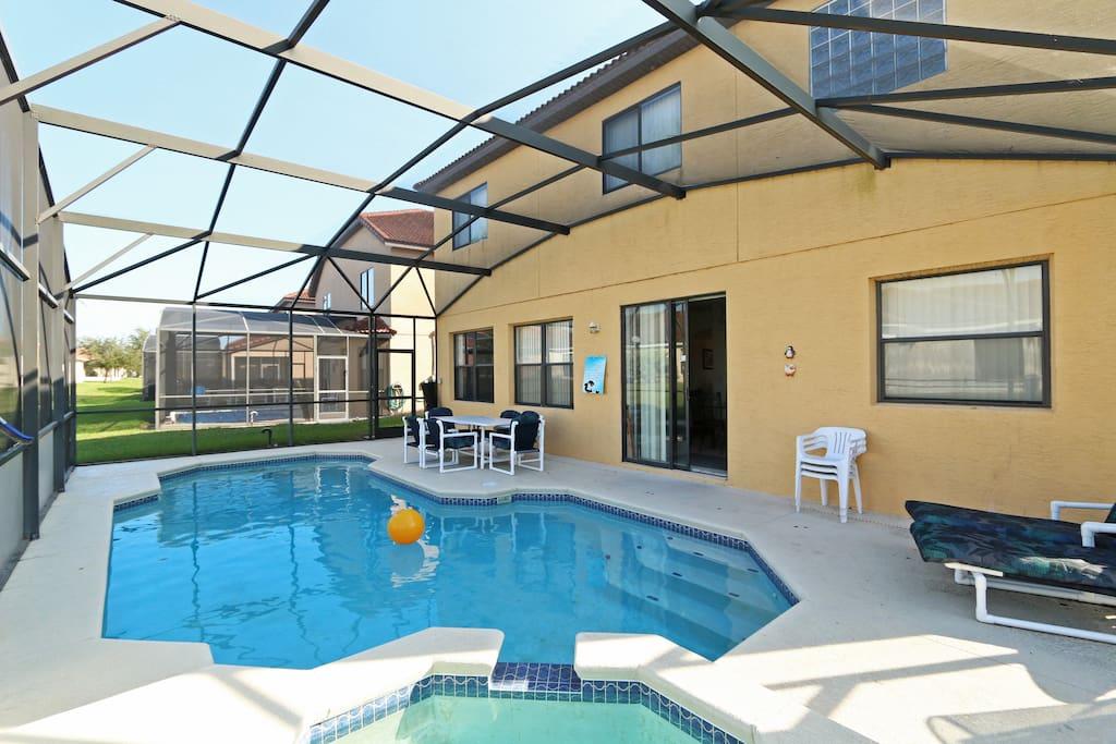 Siesta View Private Pool