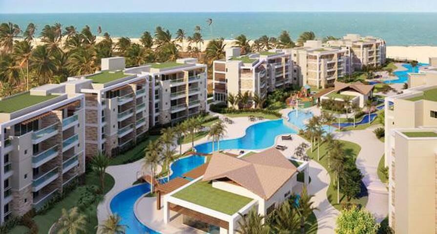 Apartamento 2 quartos no Riviera Beach Place!