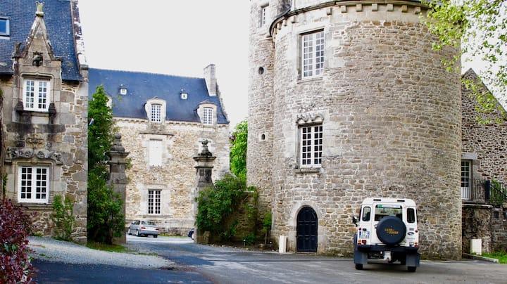 La vie de Château... dans une suite de 55 m2 !