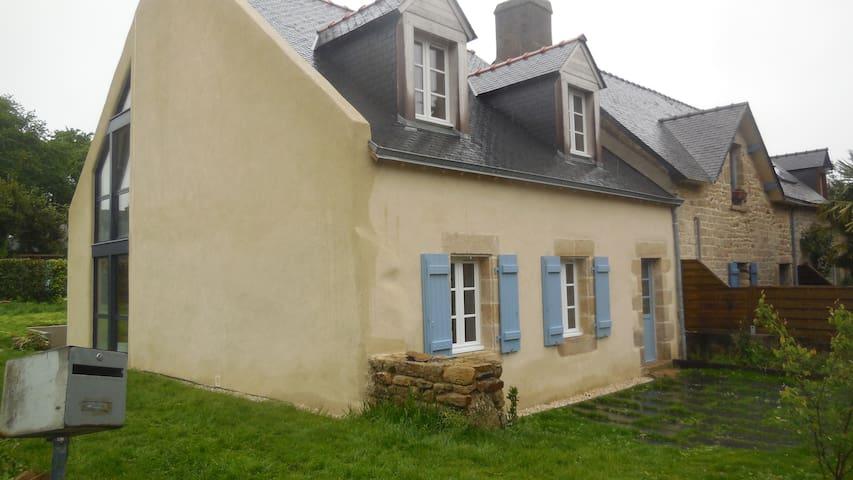 ancienne maison de pêcheur - Île-d'Arz - Villa