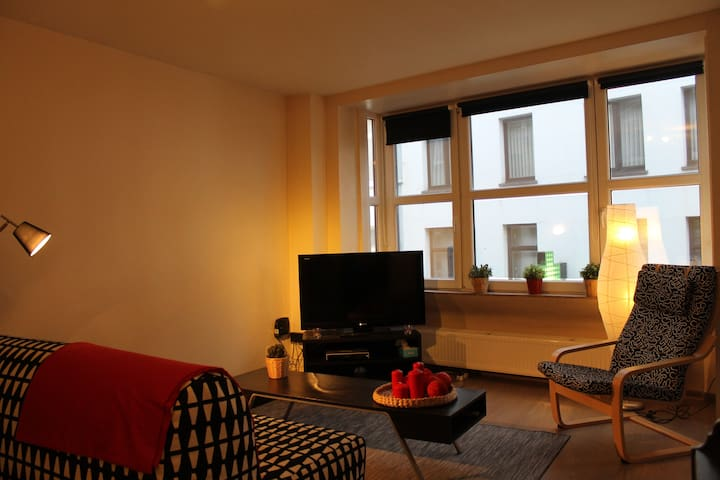 Charming apartment in old city center - Anvers - Pis