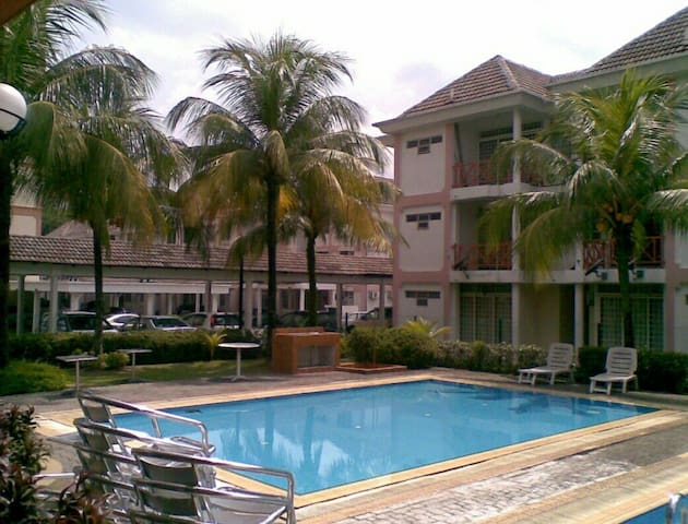 Lovely apartment near Bukit Bintang - Kuala Lumpur - Apartamento