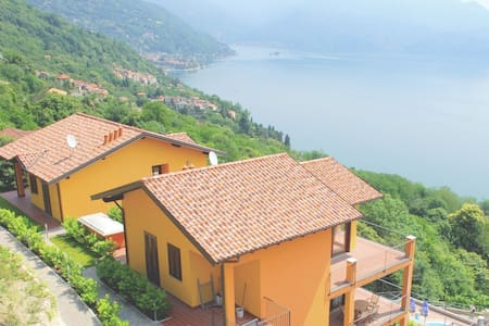 Spacious Apartment in Rancone with Lake View